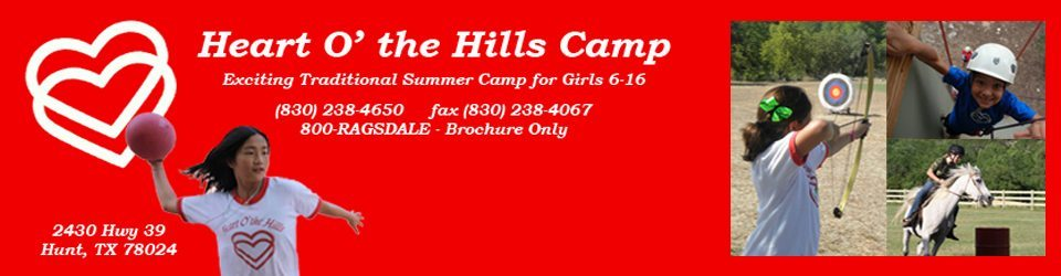 Camp Heart O' the Hills