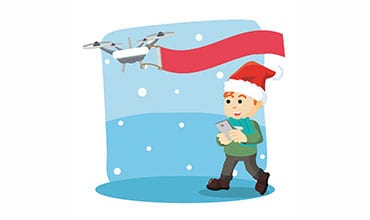 Feliz Navigate!  On Owning a Drone This Holiday Season