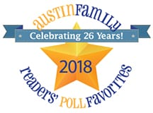 Austin Family 2017 Readers' Poll Favorites