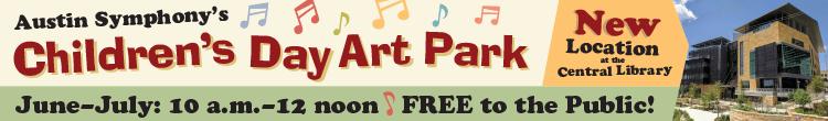 Austin Symphony Children's DayArt Park