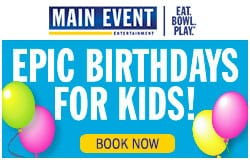 Main Event Birthdays For Kids