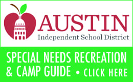 AISD Special Needs Camp Guide