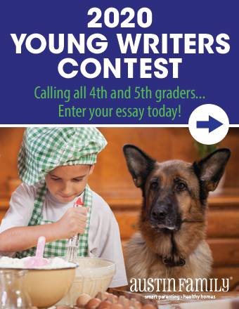 2020 Young Writers Contest