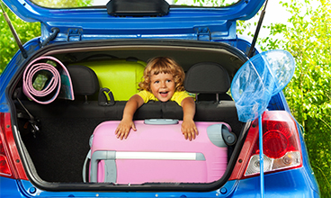 Pack your bags! Benefits of Family Travel