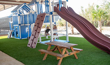 Destination Restaurants With Playscapes (and More!)