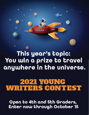 2021 Young Writers Contest