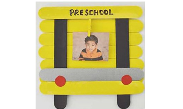 Back-to-School Safety and Craft