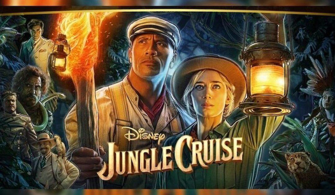 """Jungle Cruise"""
